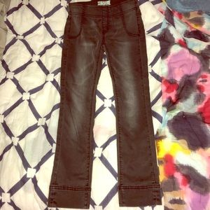 Free People NWOT Crop Pants